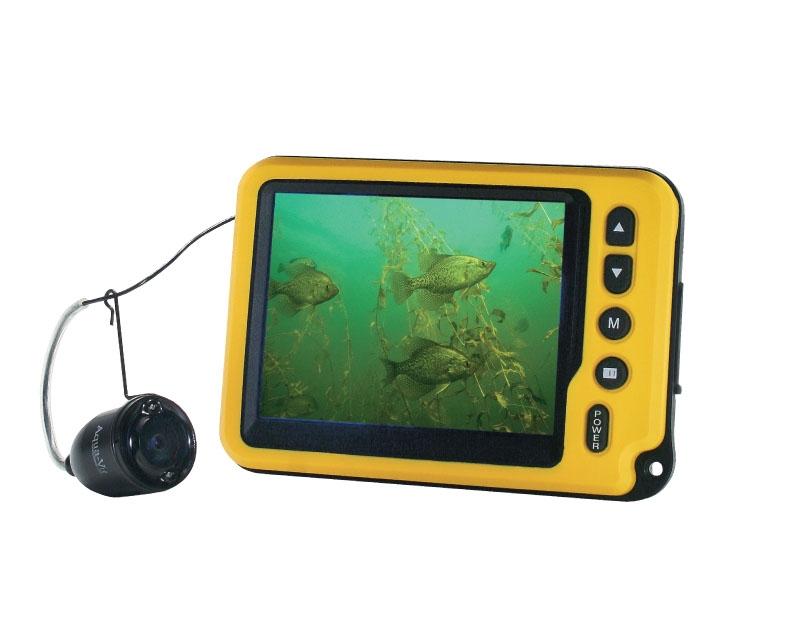 стоимость подводной видеокамеры для рыбалки