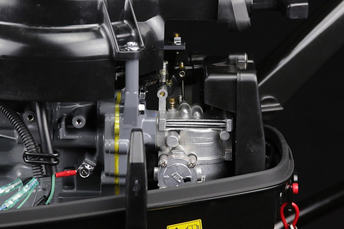 лодочный мотор suzuki dt9.9as видео