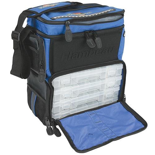 рыболовная сумка с ящиками