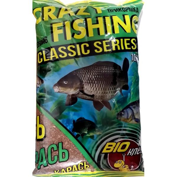 большая рыбалка прикормки