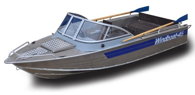 купить лодку виндбот 460