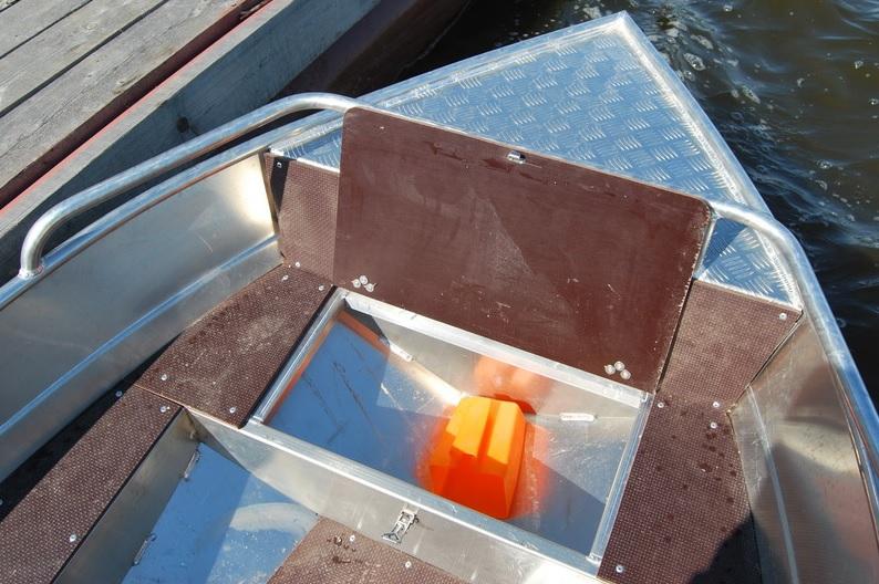 восстанавливаю лодки
