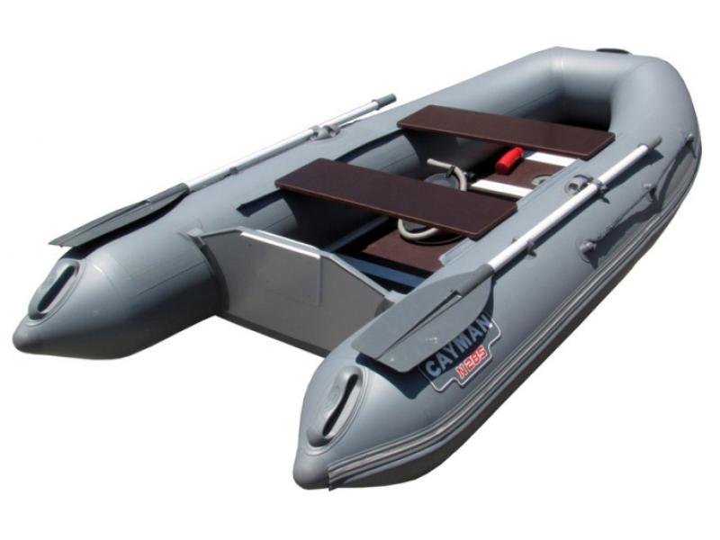 моторная лодка кайман 320