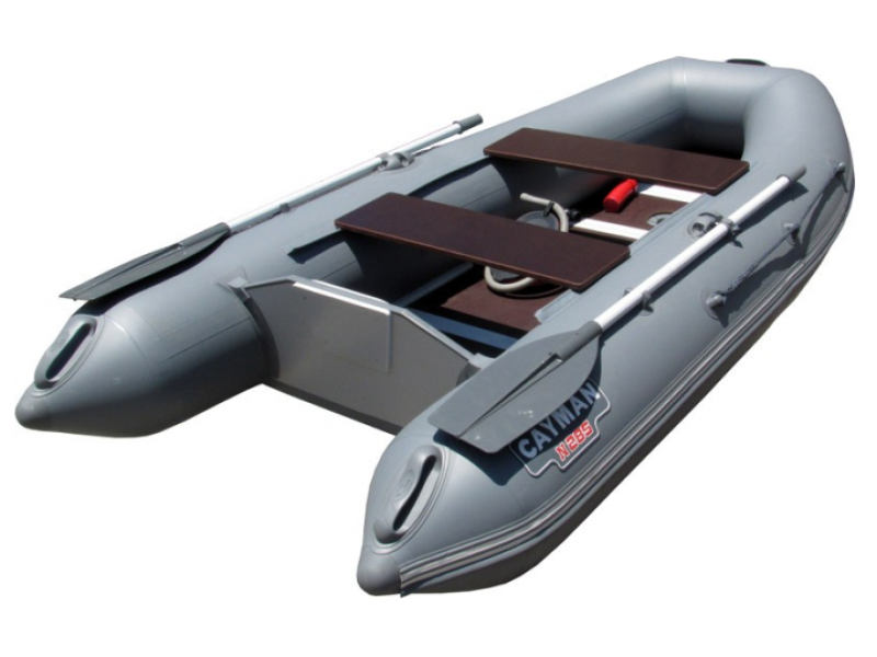 моторные лодки кайман 285
